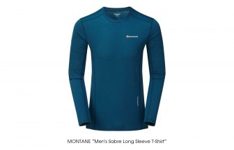 "MONTANE ""Men's Sabre Long Sleeve T-Shirt"""