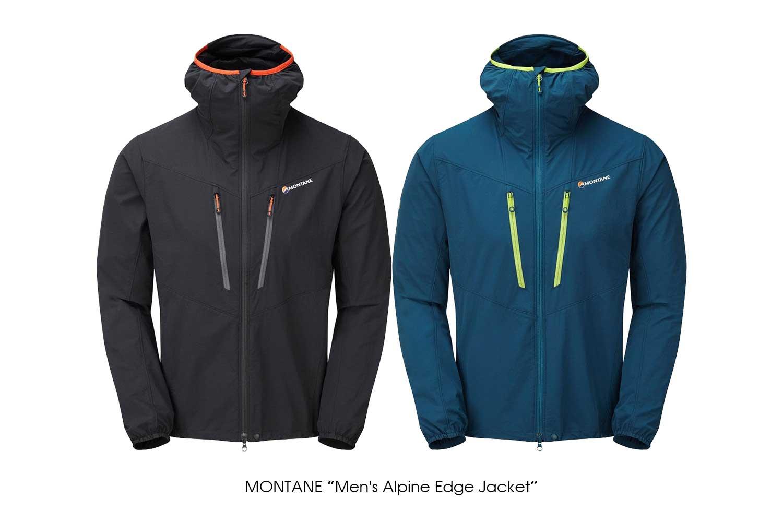 "MONTANE ""Men's Alpine Edge Jacket"""