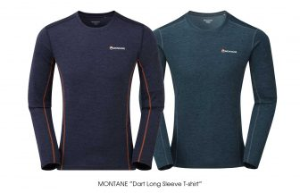 "MONTANE ""Dart Long Sleeve T-shirt"""