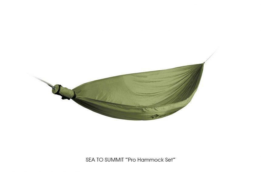 """SEA TO SUMMIT """"Pro Hammock Set"""""""