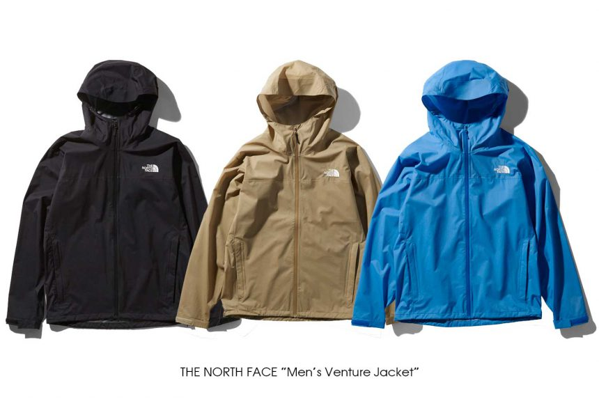"THE NORTH FACE ""Men's Venture Jacket"""