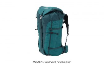"MOUNTAIN EQUIPMENT ""OGRE 33+W"""