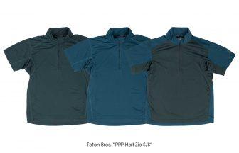 "Teton Bros. ""PPP Half Zip S/S"""