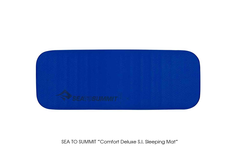 "SEA TO SUMMIT ""Comfort Deluxe S.I. Sleeping Mat"""