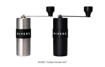 "RIVERS ""Coffee Grinder Grit"""