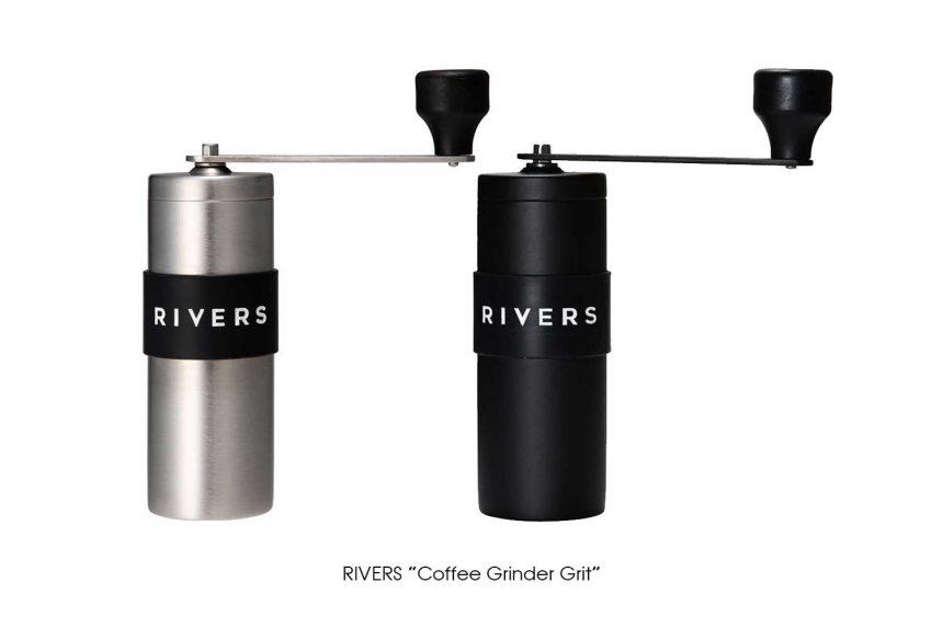 """RIVERS """"Coffee Grinder Grit"""""""