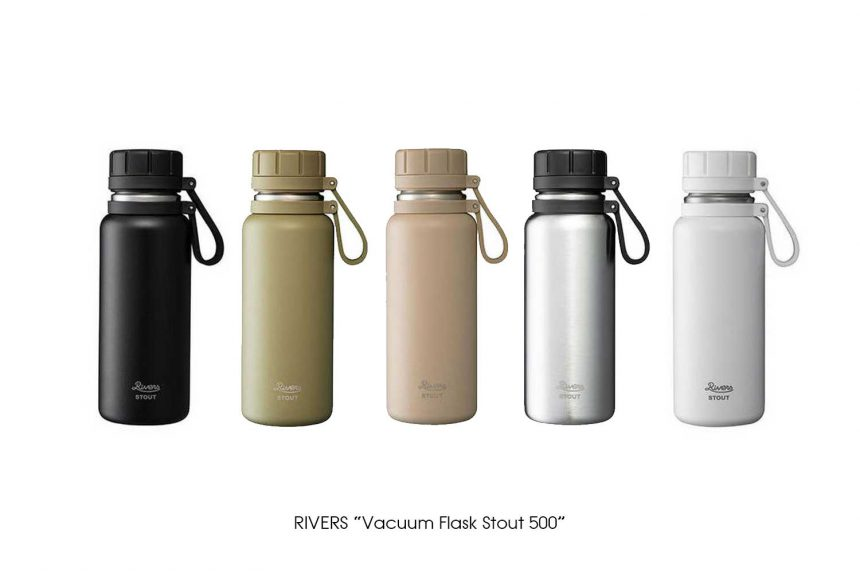 "RIVERS ""Vacuum Flask Stout 500"""
