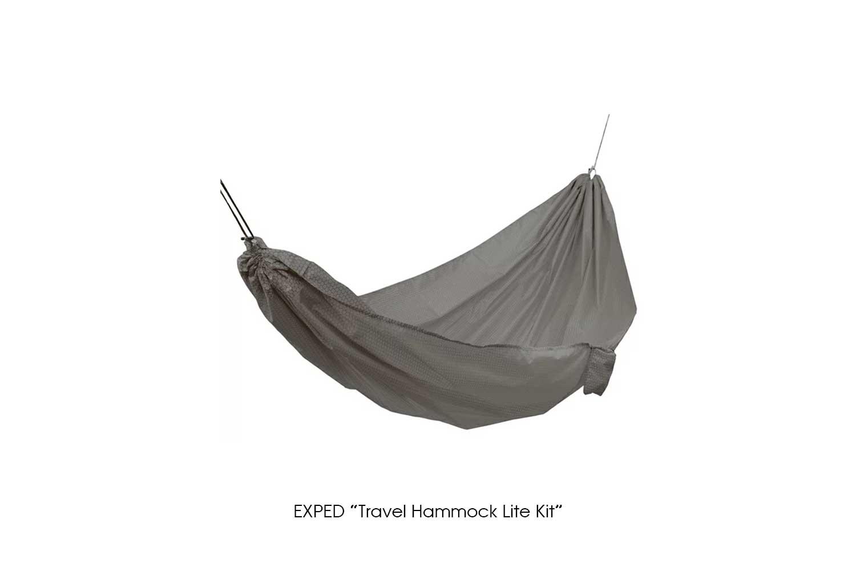 "EXPED ""Travel Hammock Lite Kit"""