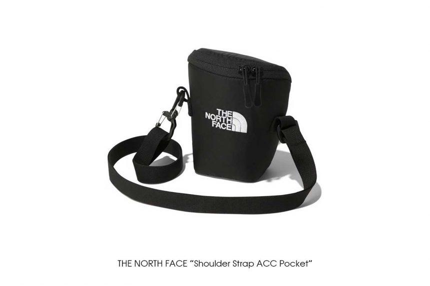"""THE NORTH FACE """"Shoulder Strap ACC Pocket"""""""