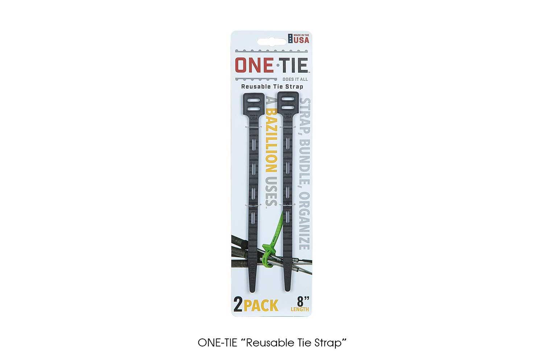"ONE-TIE ""Reusable Tie Strap"""