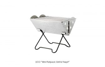 "UCO ""Mini Flatpack Grill & Firepit"""