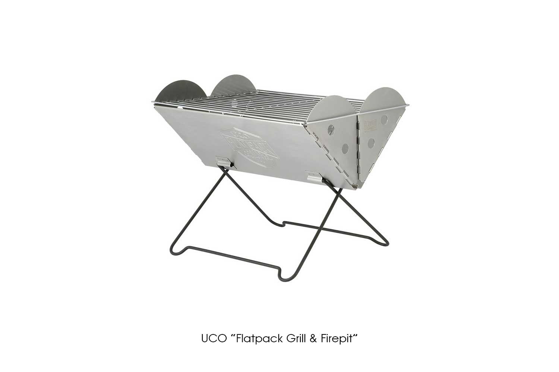 """UCO """"Flatpack Grill & Firepit"""""""