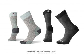 "smartwool ""PHD Pro Medium Crew"""