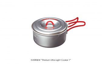 "EVERNEW ""Titanium Ultra-Light Cooker 1"""