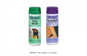"NIKWAX ""Tech Wash / TX. Direct"""