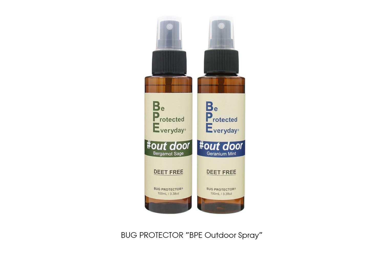 """BUG PROTECTOR """"BPE Outdoor Spray"""""""