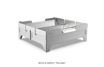 "WOLF & GRIZZLY ""Fire Safe"""