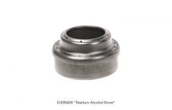 "EVERNEW ""Alcohol Stove"""