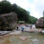 PORTAL WOMEN'S OUTDOOR COMMUNITY -夏の谷遊び-