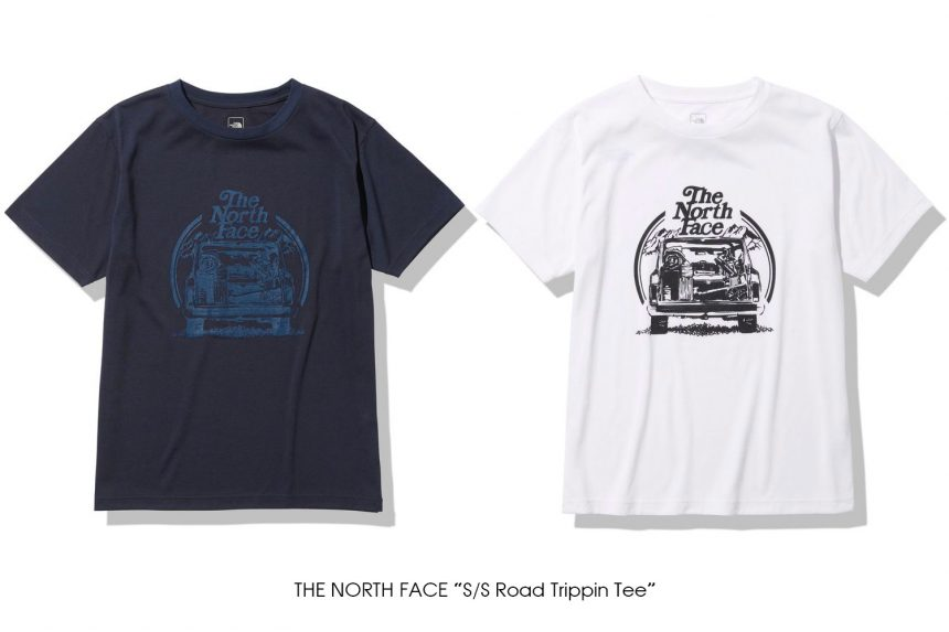 "THE NORTH FACE ""S/S Road Trippin Tee"""