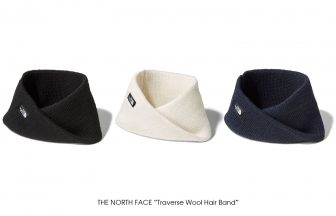 "THE NORTH FACE ""Traverse Wool Hair Band"""