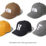 "THE NORTH FACE ""TNF Logo Flannel Cap"""