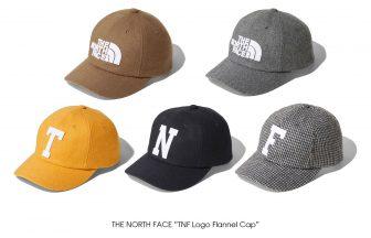 "THE NORTH FACE ""TNF Logo Flannel Cap"""