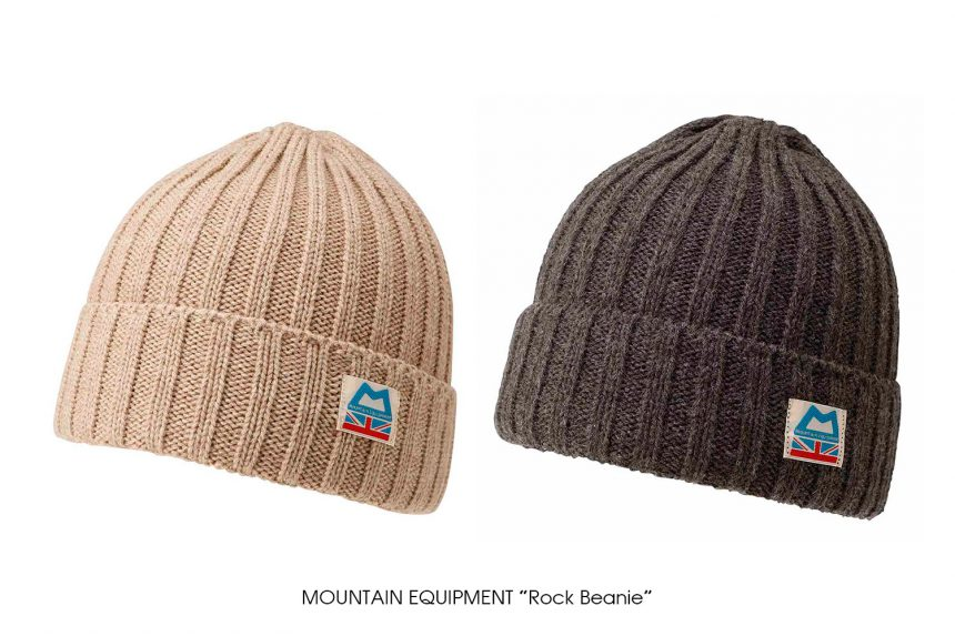 "MOUNTAIN EQUIPMENT ""Rock Beanie"""