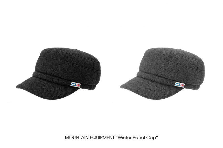 "MOUNTAIN EQUIPMENT ""Winter Patrol Cap"""