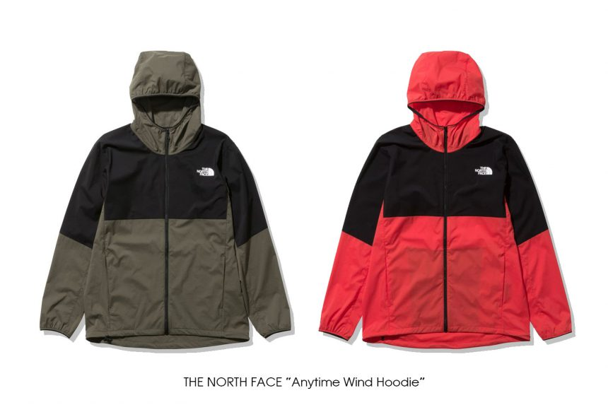 """THE NORTH FACE """"Anytime Wind Hoodie"""""""