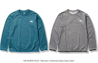 "THE NORTH FACE ""Thermal Versa Grid Crew"""