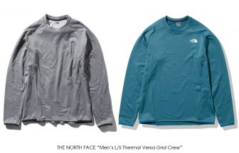 """THE NORTH FACE """"L/S Thermal Versa Grid Crew"""""""