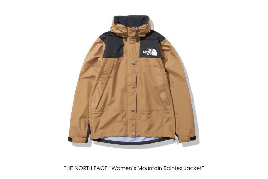 "THE NORTH FACE ""Women's Mountain Raintex Jacket"""