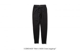 "ICEBREAKER ""Men's M200 Oasis Leggings"""