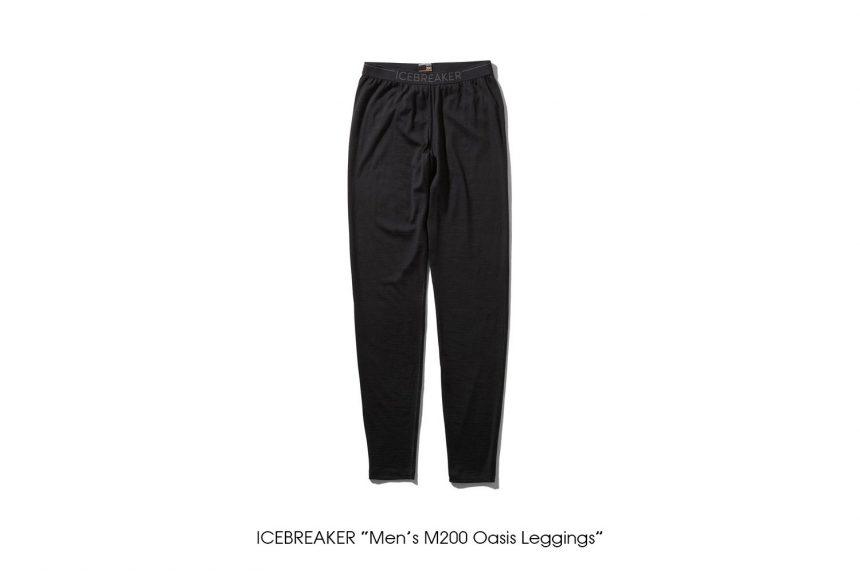 """ICEBREAKER """"Men's M200 Oasis Leggings"""""""