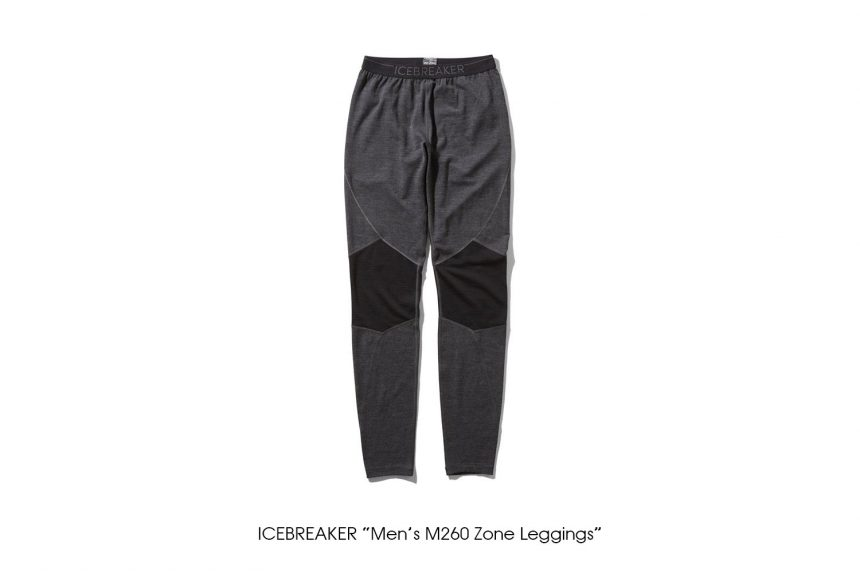 "ICEBREAKER ""Men's M260 Zone Leggings"""
