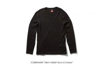"""ICEBREAKER """"Men's M260 Tech LS Crewe"""""""