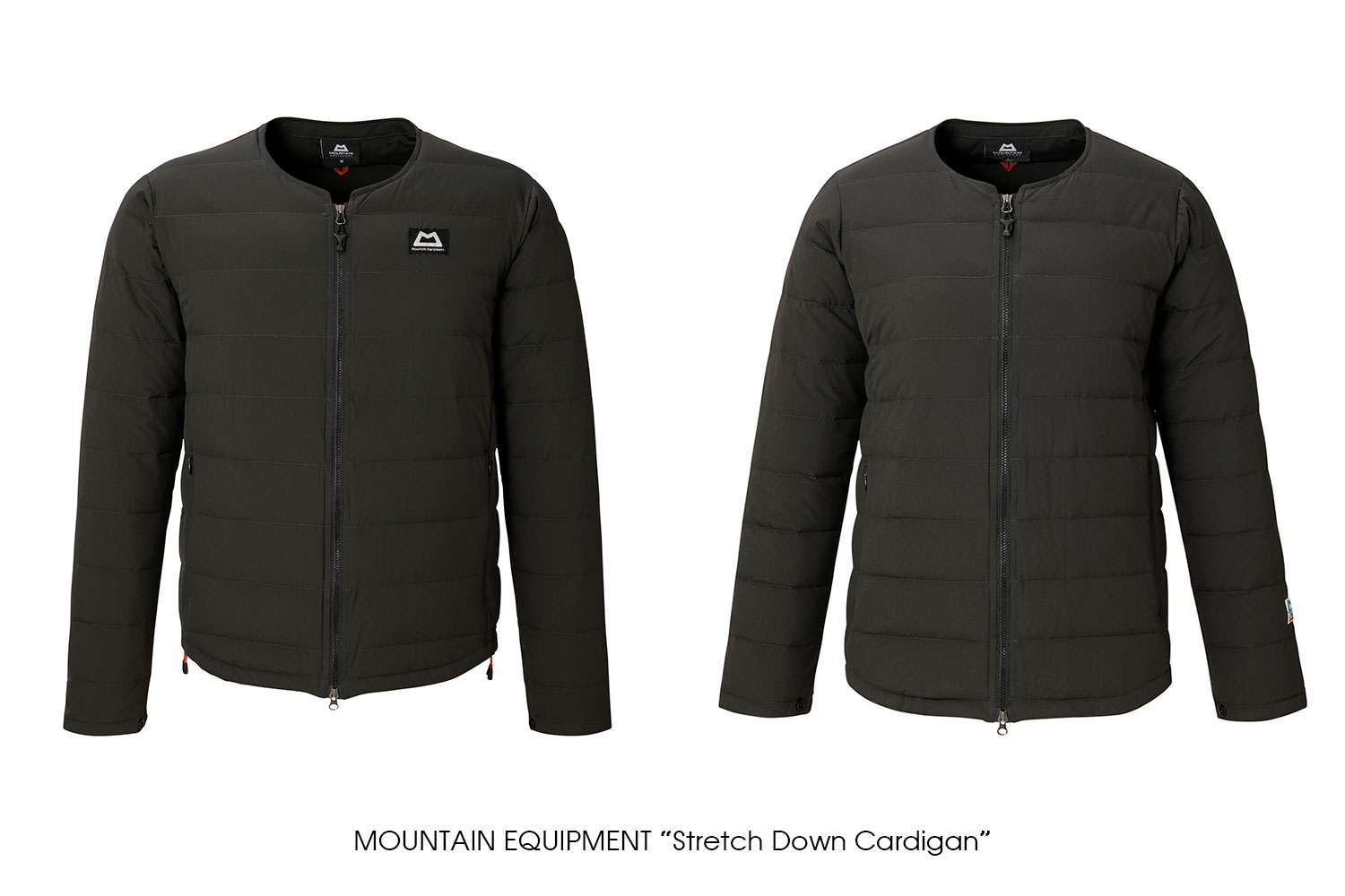 "MOUNTAIN EQUIPMENT ""Stretch Down Cardigan"""