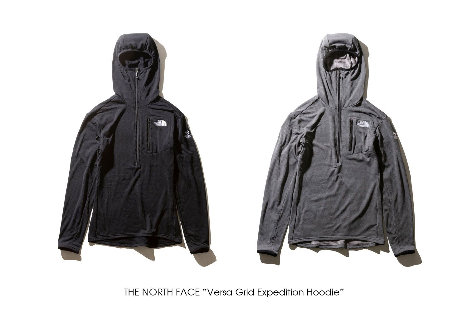 "THE NORTH FACE ""Versa Grid Expedition Hoodie"""