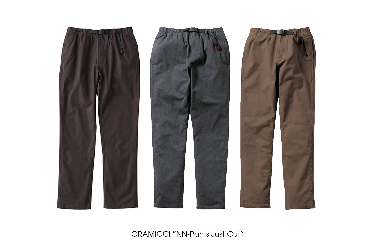 "GRAMICCI ""Men's NN-Pants Just Cut"""