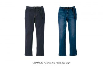 "GRAMICCI ""Denim NN-Pants Just Cut"""