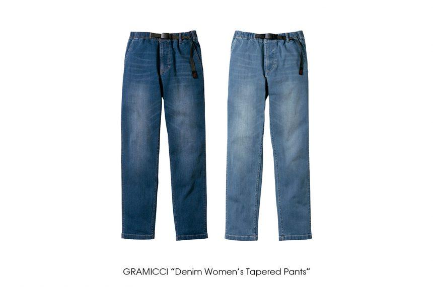 "GRAMICCI ""Denim Women's Tapered Pants"""