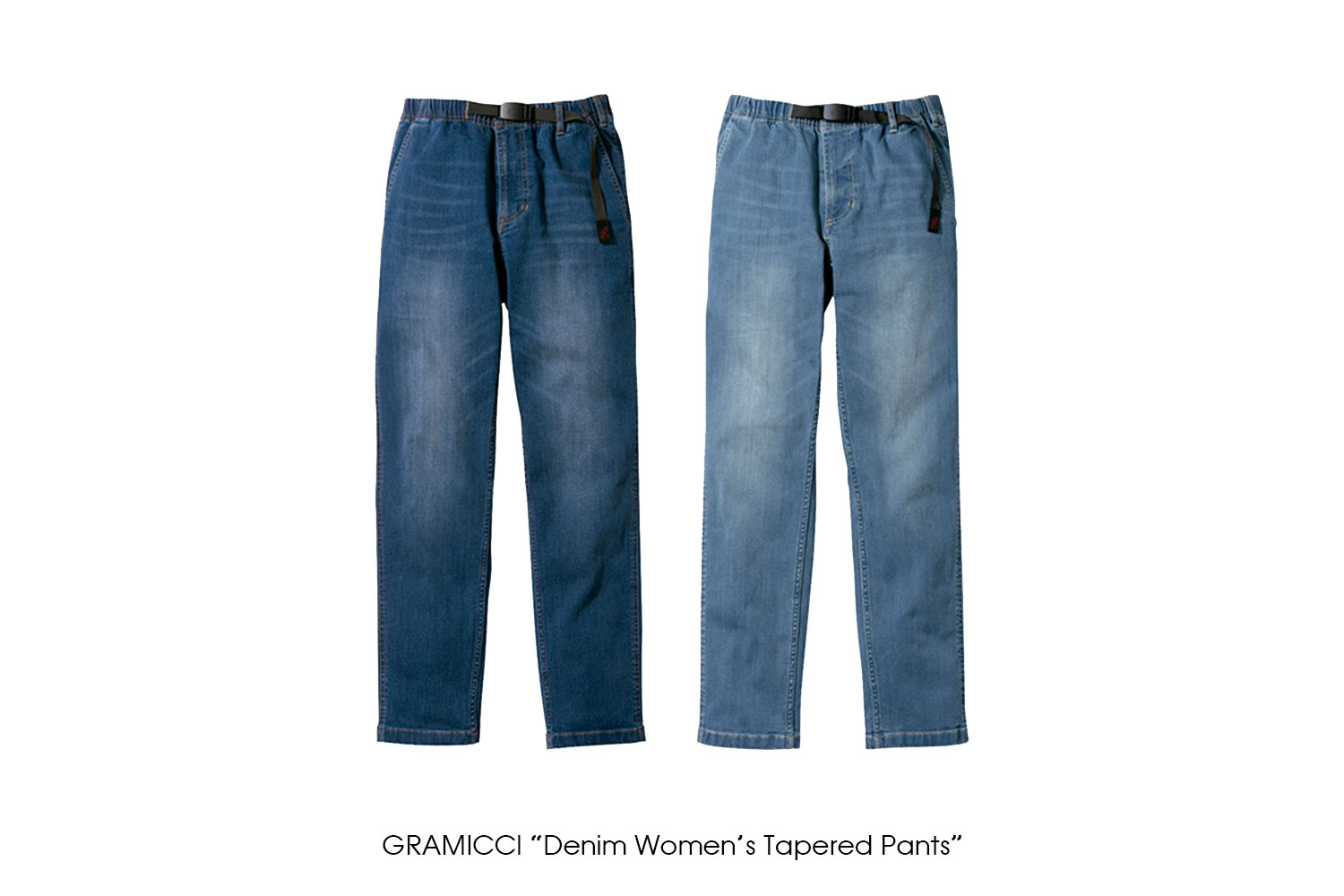 "GRAMICCI ""Denim Women's Tapered Pants"""