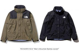 "THE NORTH FACE ""Men's Mountain Raintex Jacket"""