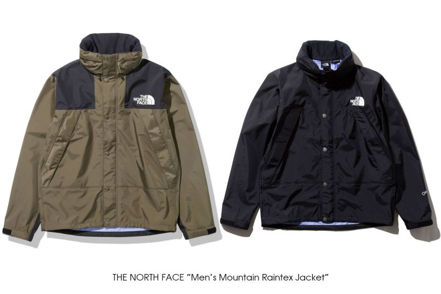 "THE NORTH FACE ""Men's Mountain Raintex Jacket"""