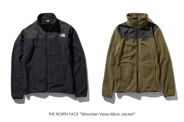 "THE NORTH FACE ""Mountain Versa Micro Jacket"""