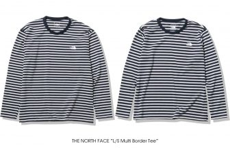 "THE NORTH FACE ""L/S Multi Border Tee"""