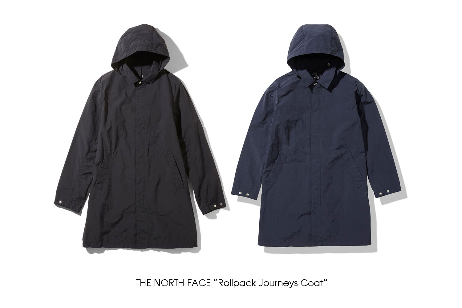 """THE NORTH FACE """"Rollpack Journeys Coat"""""""