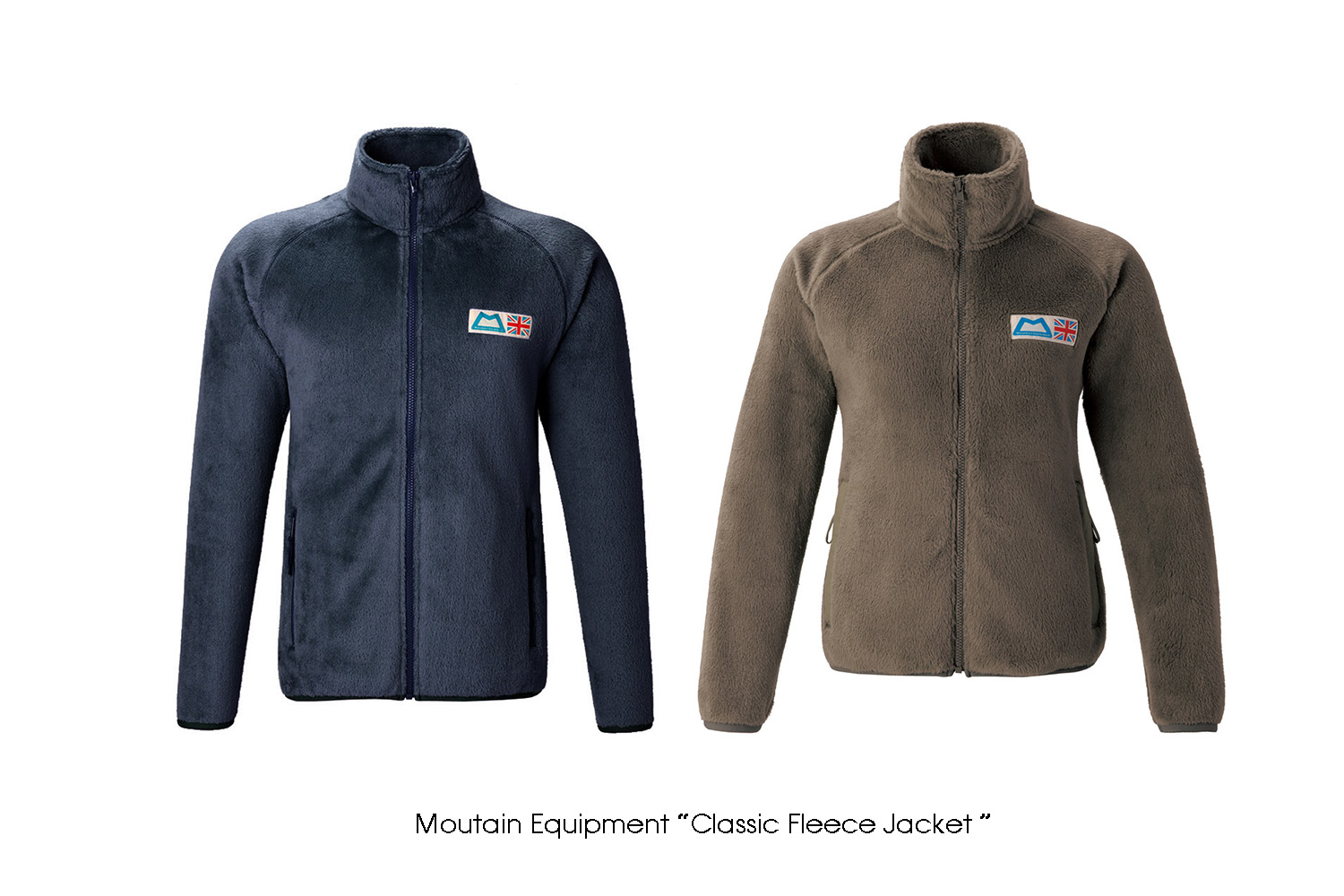 "Mountain Equipment ""Classic Fleece Jacket"""