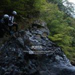 PORTAL WOMEN'S OUTDOOR COMMUNITY -溶岩流の谷とBirthday Cake-